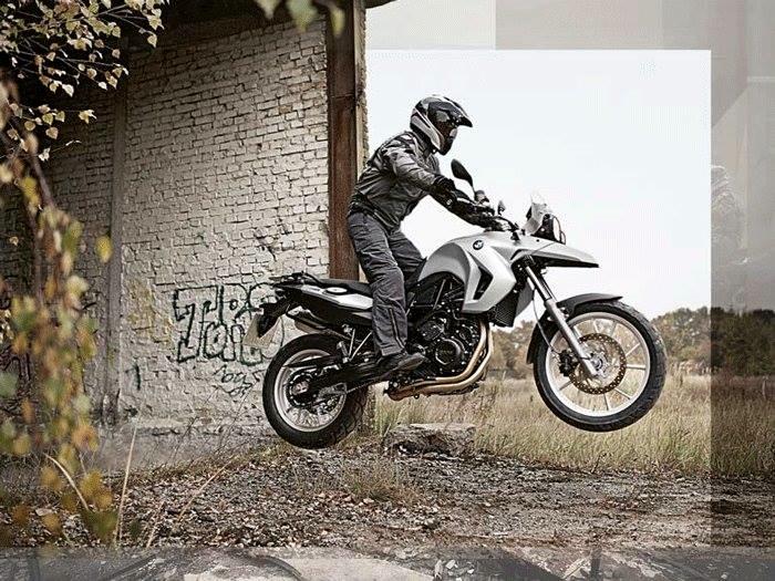 Motorradausbildung von Motorrad zu Motorrad